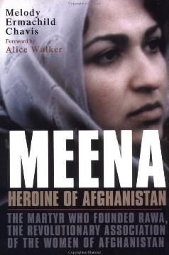 Meena, Heroine of Afghanistan - book cover