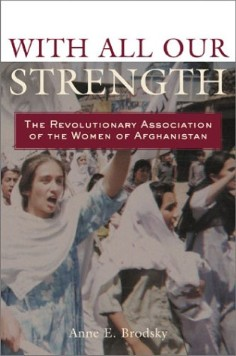 With all our Strength - book cover